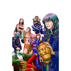 DOOM PATROL WEIGHT OF THE WORLDS TP (MR)