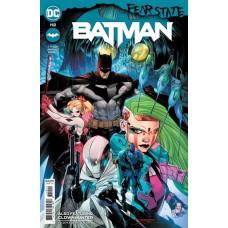BATMAN #112 CVR A JORGE JIMENEZ (FEAR STATE)