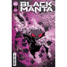 BLACK MANTA #1 (OF 6) CVR A VALENTINE DE LANDRO
