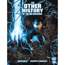 OTHER HISTORY OF THE DC UNIVERSE HC