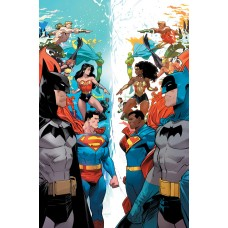 JUSTICE LEAGUE INFINITY #3 (OF 7)