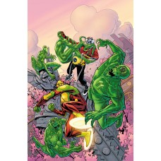 MISTER MIRACLE THE SOURCE OF FREEDOM #5 (OF 6) CVR A YANICK PAQUETTE