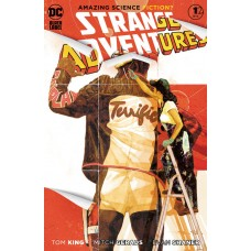 STRANGE ADVENTURES #12 (OF 12) CVR A MITCH GERADS (MR)