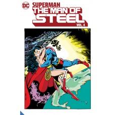 SUPERMAN THE MAN OF STEEL HC VOL 04