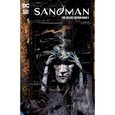 SANDMAN THE DELUXE EDITION HC BOOK 04 (MR)