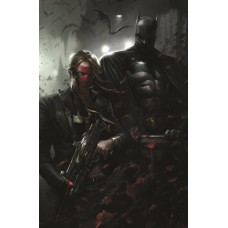 BATMAN #101 CVR B FRANCESCO MATTINA CARD STOCK VAR (JOKER WAR)