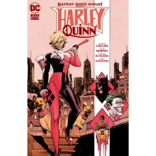 BATMAN WHITE KNIGHT PRESENTS HARLEY QUINN #1 (OF 6) CVR A SEAN MURPHY (MR)
