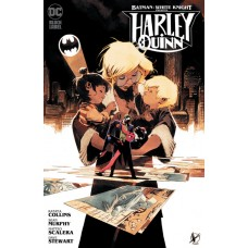 BATMAN WHITE KNIGHT PRESENTS HARLEY QUINN #1 (OF 6) CVR B MATTEO SCALERA VAR (MR)