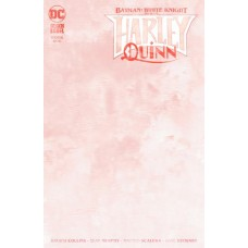 BATMAN WHITE KNIGHT PRESENTS HARLEY QUINN #1 (OF 6) CVR C BLANK VAR (MR)