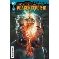 BATMAN SECRET FILES PEACEKEEPER-01 #1 (ONE SHOT) CVR A RAFAEL SARMENTO (FEAR STATE)