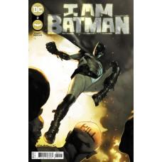 I AM BATMAN #2 CVR A OLIVIER COIPEL (FEAR STATE)