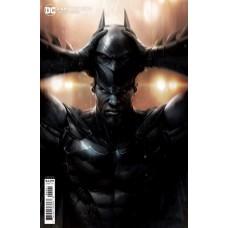 I AM BATMAN #2 CVR B FRANCESCO MATTINA CARD STOCK VAR (FEAR STATE)