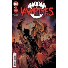 DC VS VAMPIRES #1 (OF 12) CVR A OTTO SCHMIDT