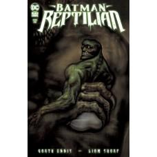 BATMAN REPTILIAN #5 (OF 6) CVR A LIAM SHARP (MR)