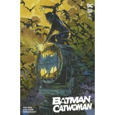 BATMAN CATWOMAN #8 (OF 12) CVR C TRAVIS CHAREST VAR (MR)
