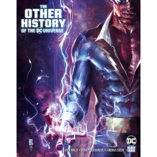 OTHER HISTORY OF THE DC UNIVERSE #1 (OF 5) CVR A JAMAL CAMPBELL (MR)