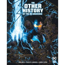 OTHER HISTORY OF THE DC UNIVERSE #1 (OF 5) CVR B GIUSEPPE CAMUNCOLI & MARCO MASTRAZZO VAR (MR)