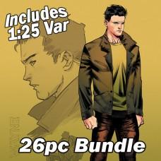 BATMAN #103 - 10 CVR A + 15 CVR B + (1) 1:25 JORGE JIMENEZ BRUCE WAYNE VAR 26PC BUNDLE