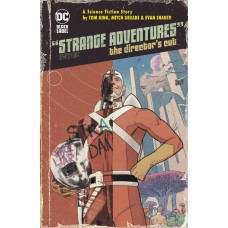 STRANGE ADVENTURES DIRECTORS CUT #1 (ONE SHOT) (MR)