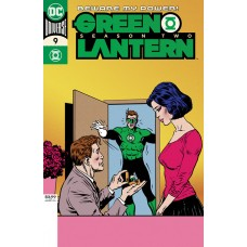 GREEN LANTERN SEASON TWO #9 (OF 12) CVR A LIAM SHARP
