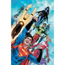 LEGION OF SUPER-HEROES #11 CVR B NICOLA SCOTT VAR