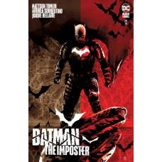 BATMAN THE IMPOSTER #2 (OF 3) CVR A ANDREA SORRENTINO (MR)