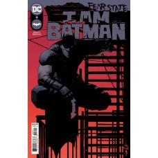 I AM BATMAN #3 CVR A GERARDO ZAFFINO (FEAR STATE)