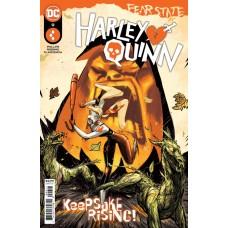 HARLEY QUINN #9 CVR A RILEY ROSSMO (FEAR STATE)