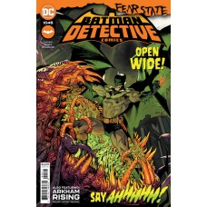 DETECTIVE COMICS #1045 CVR A DAN MORA (FEAR STATE)
