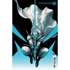 BATMAN 2021 ANNUAL #1 (ONE SHOT) CVR B KAMOME SHIRAHAMA CARD STOCK VAR