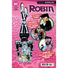 ROBIN 2021 ANNUAL #1 (ONE SHOT) CVR A JORGE CORONA