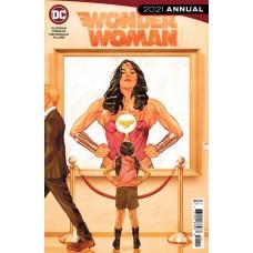 WONDER WOMAN 2021 ANNUAL #1 (ONE SHOT) CVR A MITCH GERADS
