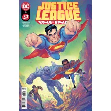 JUSTICE LEAGUE INFINITY #5 (OF 7)