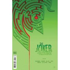 JOKER PRESENTS A PUZZLEBOX #4 (OF 7) CVR A CHIP ZDARSKY