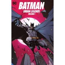 BATMAN URBAN LEGENDS TP VOL 01