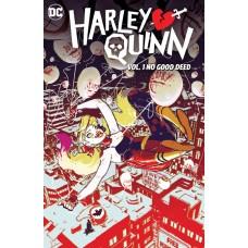 HARLEY QUINN (2021) HC VOL 01 NO GOOD DEED