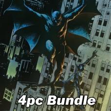 BATMAN CATWOMAN #1 CVR A B C D BUNDLE