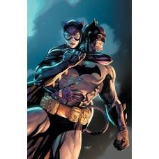 BATMAN CATWOMAN #1 (OF 12) CVR A CLAY MANN