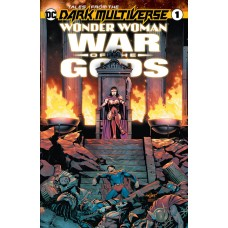 TALES FROM THE DARK MULTIVERSE WONDER WOMAN WAR OF THE GODS #1 (ONE SHOT)