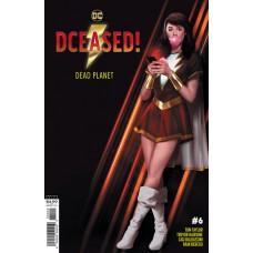 DCEASED DEAD PLANET #6 (OF 7) CVR C BEN OLIVER MOVIE HOMAGE CARD STOCK VAR