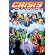 CRISIS ON MULTIPLE EARTHS BOOK 01 CROSSING OVER TP