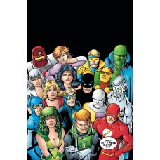 JUSTICE LEAGUE INTERNATIONAL BOOK 02 AROUND THE WORLD TP