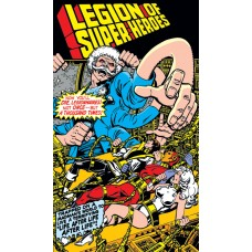 LEGION OF SUPER-HEROES BEFORE THE DARKNESS VOL 01 TP