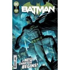 BATMAN #118 CVR A JORGE MOLINA