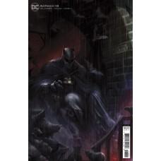 BATMAN #118 CVR B FRANCESCO MATTINA CARD STOCK VAR