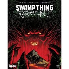 SWAMP THING GREEN HELL #1 (OF 3) CVR A DOUG MAHNKE (MR)