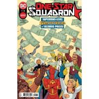 ONE-STAR SQUADRON #1 (OF 6) CVR A STEVE LIEBER