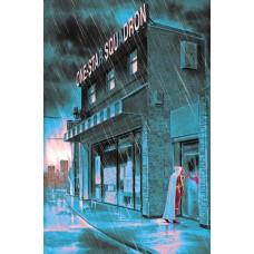 ONE-STAR SQUADRON #1 (OF 6) CVR B STEVE PUGH CARD STOCK VAR