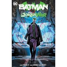BATMAN (2020) TP VOL 02 THE JOKER WAR