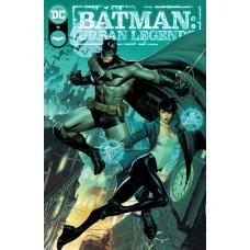 BATMAN URBAN LEGENDS #11 CVR A JORGE MOLINA
